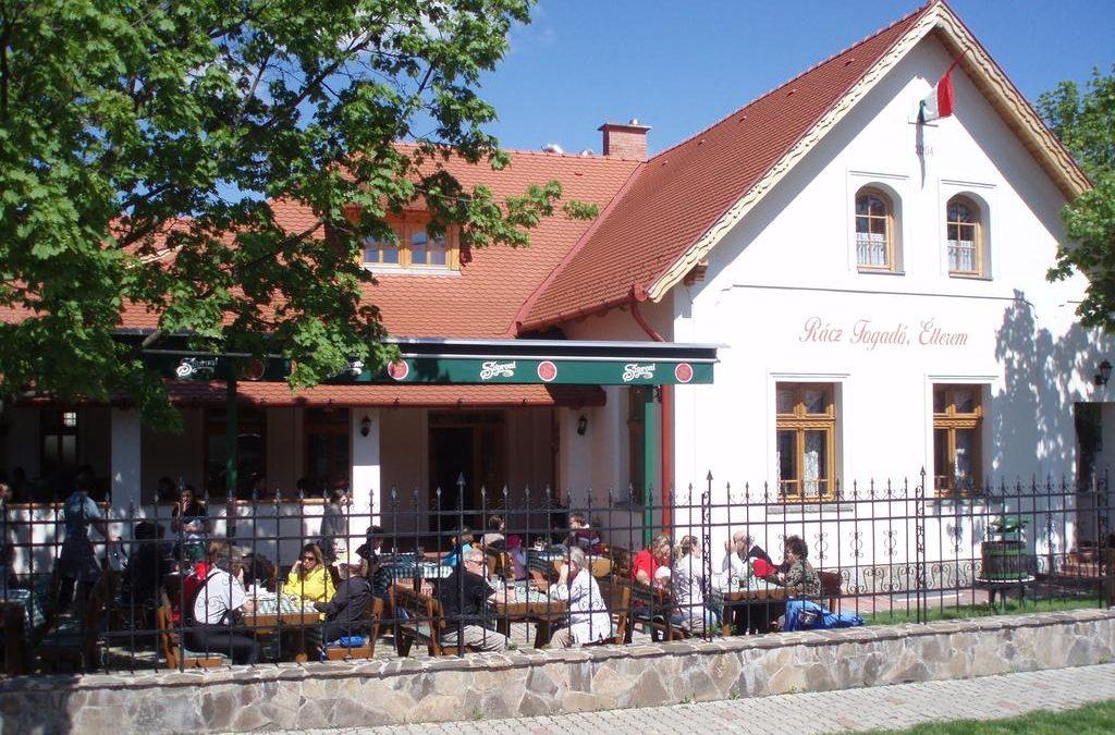 Tavaszzáró menü a Rácz Fogadóban: 2021. május 29-30.